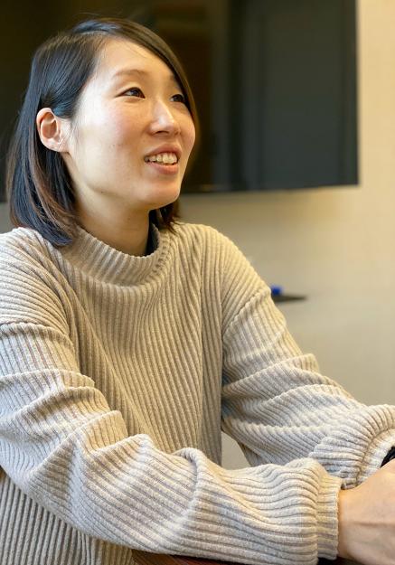 【事務職】住宅事業部 山下 江実